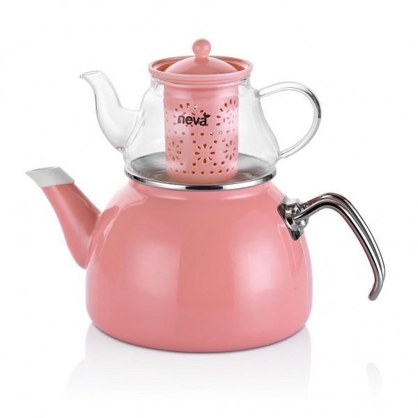 ROSA SWEET SERIENeva Sweet Rose Teekannen Set N2445