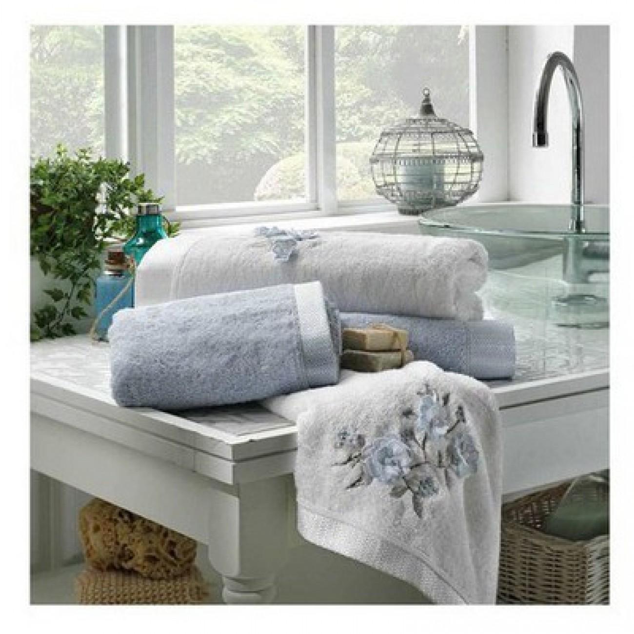 handt chertac bella hamam set wei blau. Black Bedroom Furniture Sets. Home Design Ideas