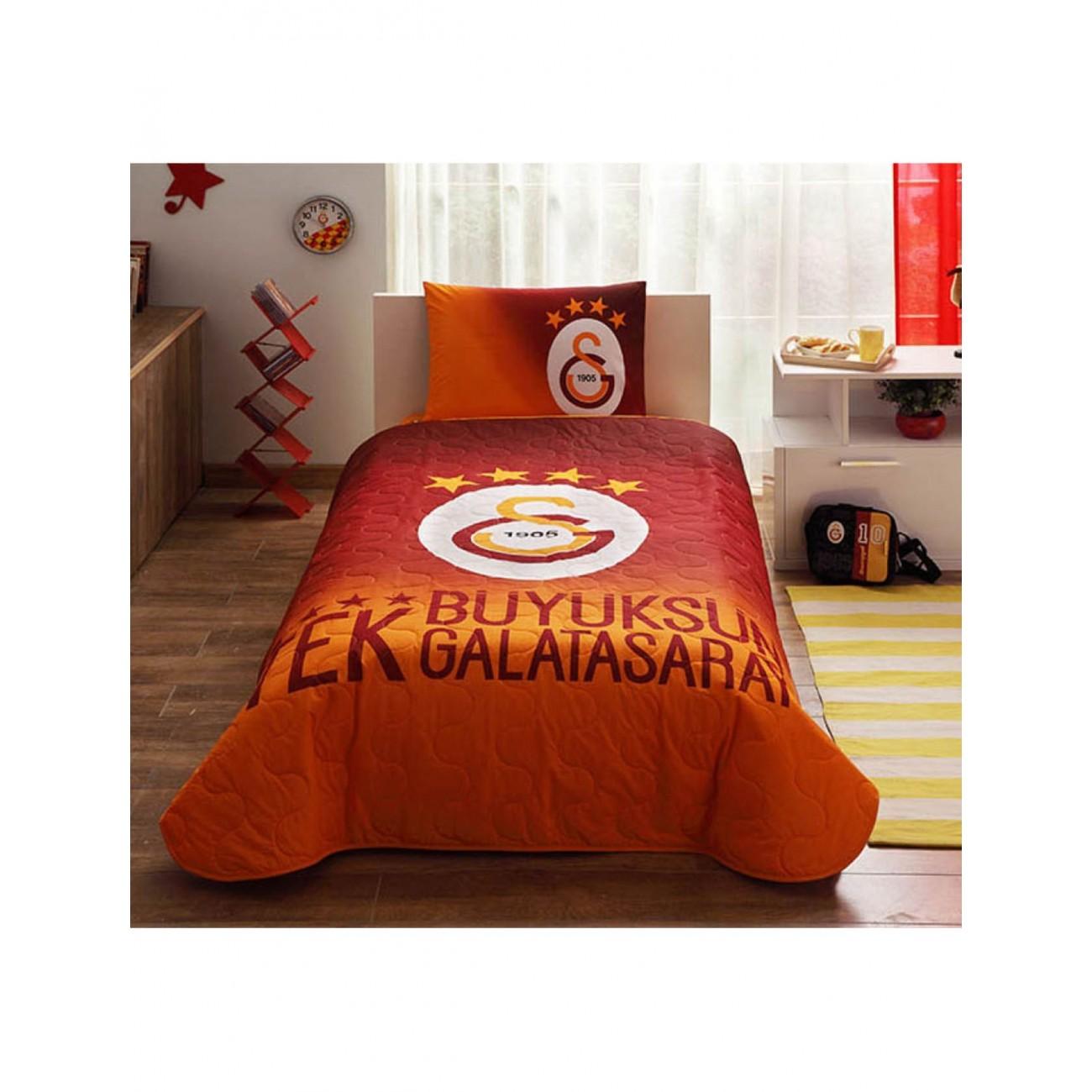 tac galatasaray 4 star decke set 160 x 220. Black Bedroom Furniture Sets. Home Design Ideas