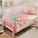 BABYTAC Ranforce Baby Sleeping Set - Gärten Rosa